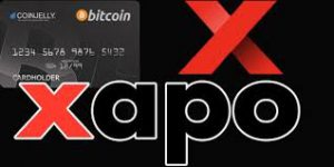 Open Xapo account and order a debit card